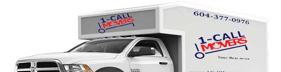1 Call Movers Vancouver BC